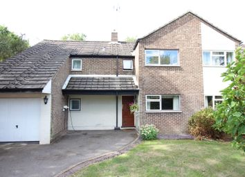 Thumbnail 5 bedroom semi-detached house for sale in Edenside Road, Bookham, Leatherhead