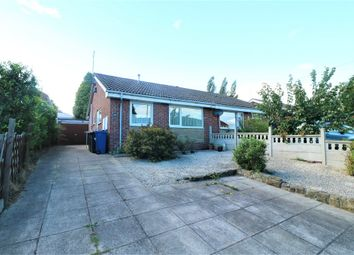 Thumbnail 2 bedroom semi-detached bungalow for sale in Silverstone Avenue, Cudworth, Barnsley, South Yorkshire
