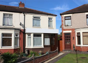 Thumbnail 2 bedroom end terrace house for sale in Turner Road, Chapelfields, Coventry, West Midlands