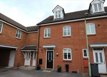 Thumbnail 3 bed town house for sale in Walker Chase, Grange Farm, Kesgrave, Ipswich
