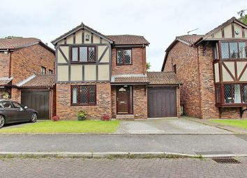 Thumbnail 4 bed detached house for sale in Tudor Court, Prestwich, Manchester