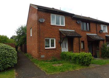 Thumbnail 2 bedroom end terrace house for sale in Medhurst, Two Mile Ash, Milton Keynes