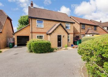 Thumbnail 3 bed detached house for sale in Harper Drive, Maidenbower, Crawley