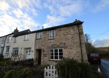 Thumbnail 3 bed end terrace house for sale in Higher Dean, Buckfastleigh, Devon