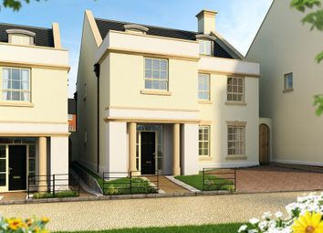 "Thumbnail 5 bed detached house for sale in ""The Darcy "" at Pitt Road, Winchester"