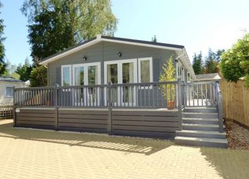 Thumbnail 3 bed mobile/park home for sale in Sandford, Poole, Dorset