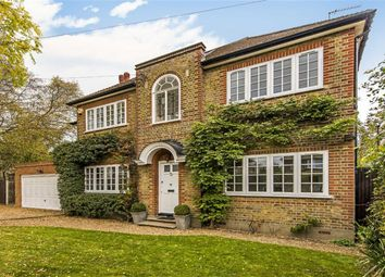 Thumbnail 3 bed detached house for sale in Manor Gardens, Hampton