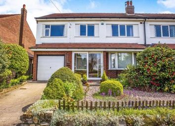 Thumbnail 4 bed semi-detached house for sale in 828 Garstang Road, Barton, Preston, Lancashire