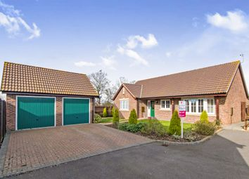 Thumbnail 3 bed detached bungalow for sale in Harvest Way, Skegness