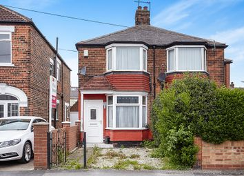 Thumbnail 2 bedroom semi-detached house for sale in Belgrave Drive, Hull