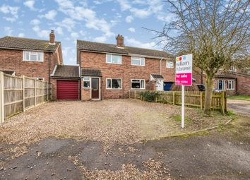 2 bed terraced house for sale in Broadgate Close, Northrepps, Cromer NR27