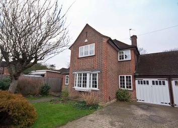 Thumbnail 4 bedroom link-detached house for sale in Hallam Gardens, Hatch End, Pinner