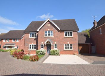 Thumbnail 4 bed detached house for sale in Kiln Close, Finchampstead, Wokingham, Berkshire
