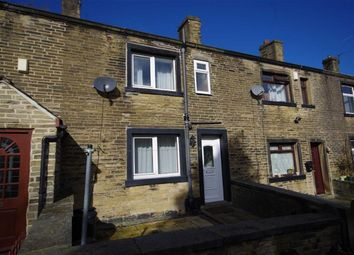2 bed terraced house to rent in Prospect Row, Ovenden, Halifax HX2