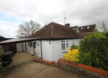 Thumbnail 3 bed bungalow for sale in Park Mount, Harpenden, Hertfordshire