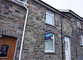 Thumbnail 3 bed terraced house to rent in Cardiff Street, Bridgend