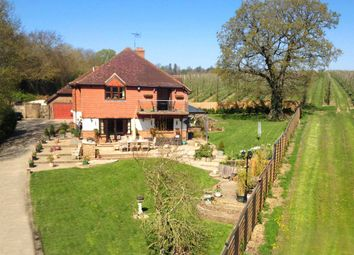 Thumbnail 4 bed detached house for sale in Horsmonden Road, Brenchley, Tonbridge