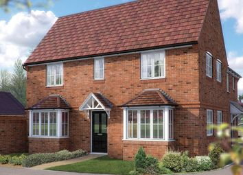 "Thumbnail 3 bed semi-detached house for sale in ""The Berisford"" at Golden Nook Road, Cuddington, Northwich"