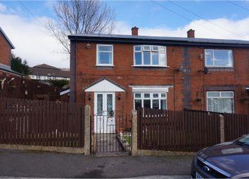 Thumbnail 3 bed semi-detached house for sale in Carn-Y-Tyla Terrace, Abertysswg, Rhymney