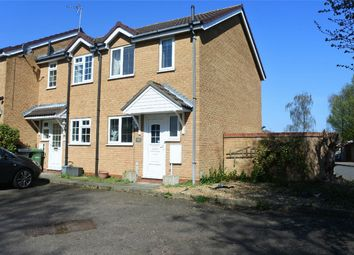 Thumbnail 2 bed end terrace house for sale in Fountains Place, Eye, Peterborough, Cambridgeshire