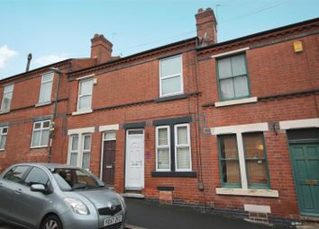 Thumbnail 2 bed terraced house for sale in Leslie Road, Forest Fields, Nottingham