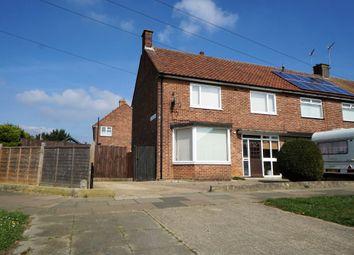 3 bed end terrace house for sale in Lanark Road, Ipswich, Suffolk IP4