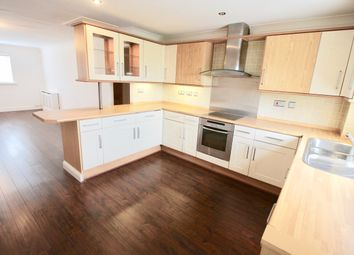 Thumbnail 2 bed flat for sale in Kielder Close, Newcastle Upon Tyne