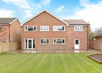 Thumbnail 4 bed detached house for sale in Burnby Lane, Pocklington, York