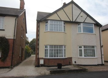 Thumbnail 2 bed semi-detached house for sale in Forresters Road, Burbage, Hinckley