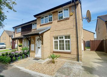 Thumbnail 3 bed end terrace house for sale in Repens Way, Hayes