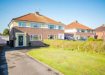 Thumbnail 3 bed semi-detached house for sale in Knowle Road, Penenden Heath, Maidstone, Kent