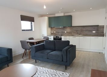 Thumbnail 2 bed flat to rent in Tennant Street, Edgbaston, Birmingham