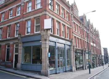 Thumbnail 1 bedroom flat for sale in Derby Street, Nottingham