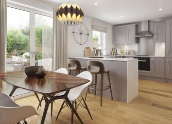 "Thumbnail 4 bed detached house for sale in ""Chester"" at Bruntcliffe Road, Morley, Leeds"