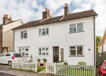 Thumbnail 2 bed terraced house to rent in Clarence Walk, Redhill