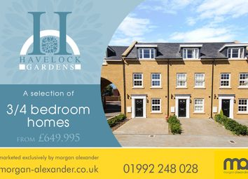 Thumbnail 4 bed end terrace house for sale in 1 Havelock Gardens, St Johns Street, Hertford