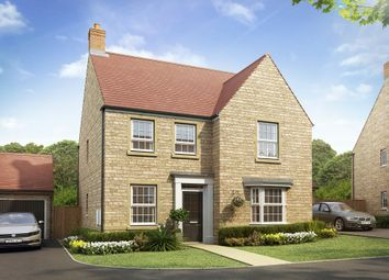 "Thumbnail 3 bedroom detached house for sale in ""Avebury"" at Warminster Road, Beckington, Frome"