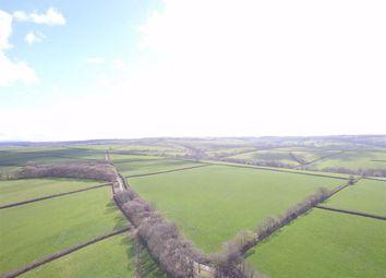 Thumbnail Land for sale in Northlew, Okehampton