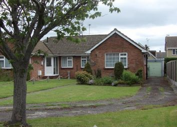Thumbnail 2 bed bungalow for sale in Grange Parade, Grange Road, Billericay