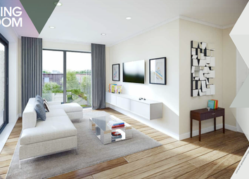 Thumbnail 1 bedroom flat for sale in Parkside, London, Bow