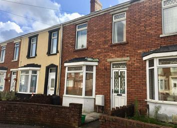 Thumbnail 2 bed terraced house for sale in Margam Avenue, Morriston, Swansea