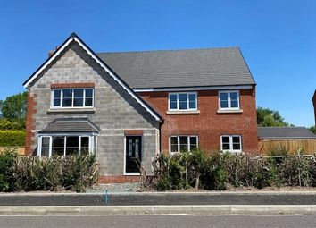 Thumbnail 5 bed detached house for sale in 12 Willowbank Meadows, Hengoed, Oswestry