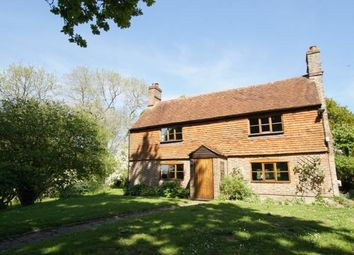 Thumbnail 3 bed equestrian property for sale in Cottage Lane, Westfield, Hastings, East Sussex