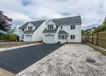 Thumbnail 4 bed detached house for sale in Week St Mary, Holsworthy, Devon