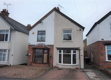 Thumbnail 2 bed semi-detached house for sale in Northfield Road, Hinckley