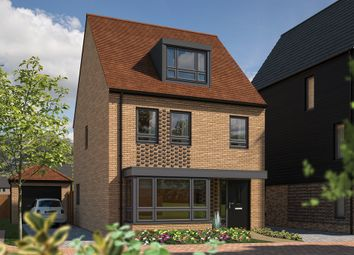 """""""The Willow"""" at Woodpecker Close, Northstowe, Cambridge CB24. 4 bed semi-detached house for sale"""