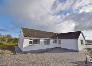 Thumbnail 4 bedroom detached bungalow for sale in Haven Park Close, Haverfordwest