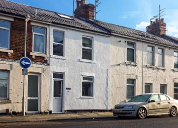 Thumbnail 4 bedroom terraced house to rent in Cambria Bridge Road, Swindon, Wiltshire