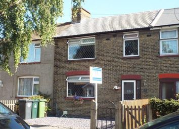 Thumbnail 3 bedroom terraced house for sale in Gasson Road, Swanscombe, Kent