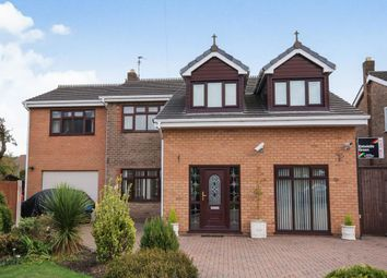 Thumbnail 4 bed detached house for sale in Guild Hey, Knowsley, Prescot